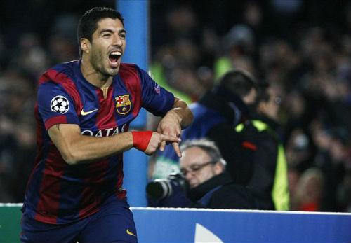 Suarez độc tôn 10 vụ chuyển nhượng đắt giá nhất 2014