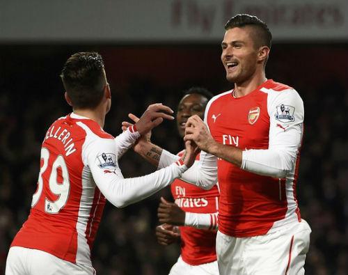 Cup C1 có thể trở thành cơ hội cứu cánh cho Arsenal