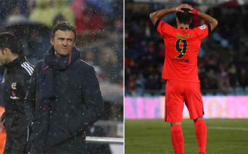 7 vấn đề khiến Barca hụt hơi trước Real