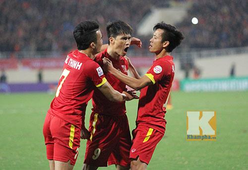 BXH FIFA tháng 12: Thái Lan sắp bỏ xa Việt Nam