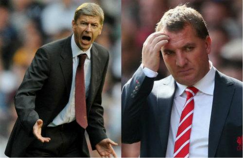 Liverpool – Arsenal: Đại chiến với