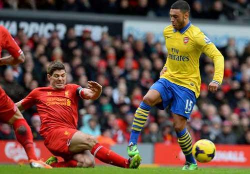Liverpool - Arsenal: Cuộc chiến sinh tồn