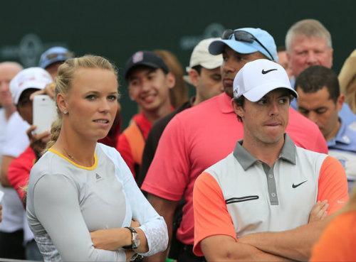 Wozniacki xoáy sâu vào nỗi đau của người tình cũ McIlroy
