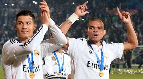 Real vượt mặt Barca về số danh hiệu