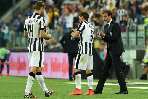 Juventus – Napoli: Lần đầu tiên cho Allegri và Benitez