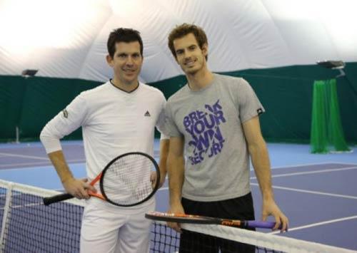 Murray được chỉ cách hạ Nadal, Federer, Djokovic