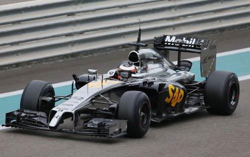 Cùng Alonso, McLaren háo hức