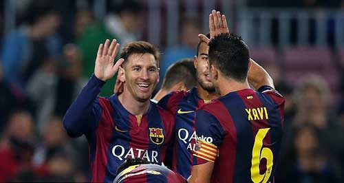 Xavi loại Ronaldo khỏi Top 3 QBV FIFA