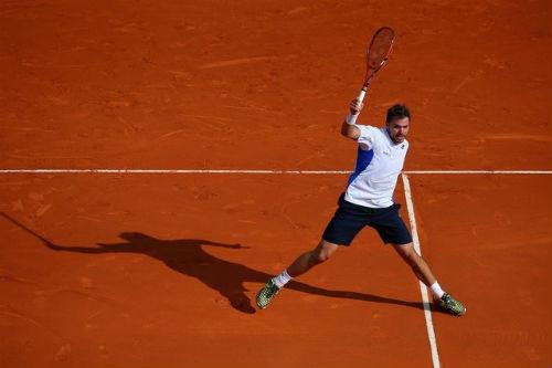 Trái một tay: Wawrinka thay Federer làm biểu tượng