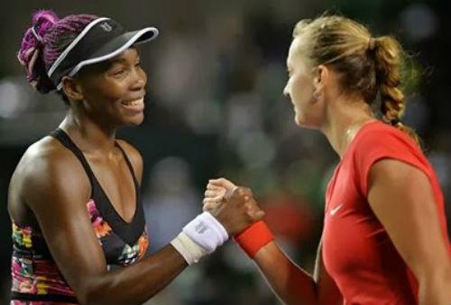 Top 10 trận tennis nữ hay nhất năm 2014