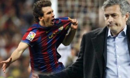 Mourinho thừa nhận Chelsea không thể với tới Messi