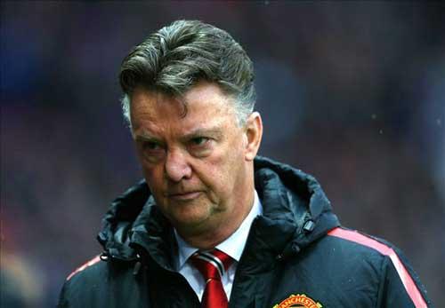 MU trở lại, Van Gaal chưa yên tâm