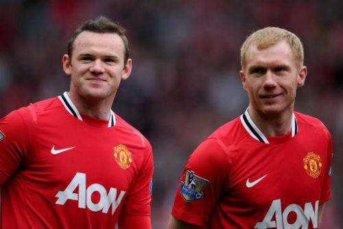 Scholes, Rooney đồng loạt mơ về chức vô địch của MU