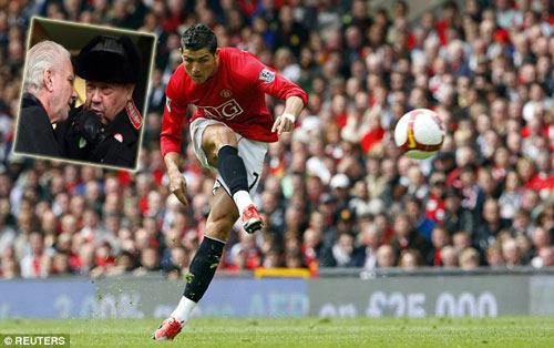 Ronaldo từng suýt gia nhập Birmingham với giá