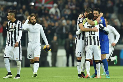 Serie A: Sự thống trị của Juve & tương lai ảm đạm