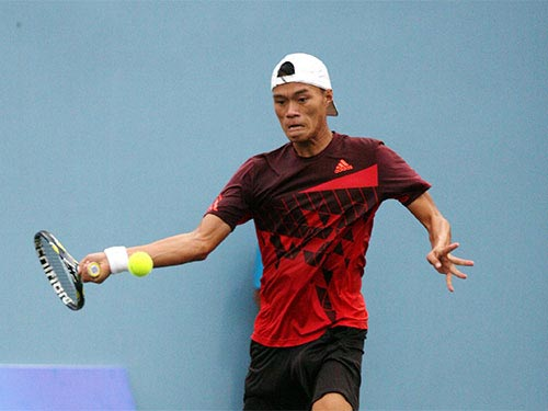 Giải quần vợt Việt Nam Master: Các cựu binh tái lập trật tự