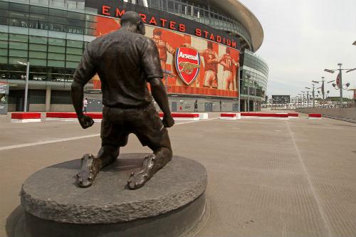 Henry: Người thắp lửa Premier League