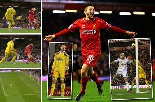 Đại thắng, sao Liverpool mơ về top 4