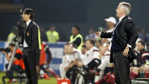 Thua trò cũ, Ancelotti vẫn vui