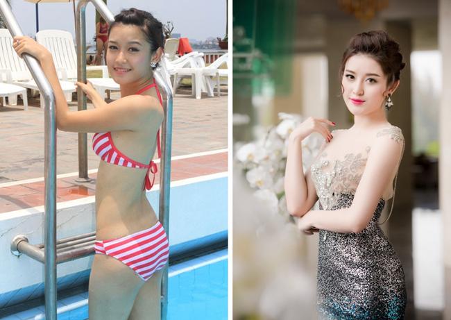 Kinh ngạc gương mặt lạ của Mai Phương Thúy và loạt mỹ nhân Việt - hình ảnh 7