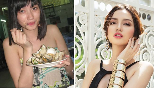 Kinh ngạc gương mặt lạ của Mai Phương Thúy và loạt mỹ nhân Việt - hình ảnh 10