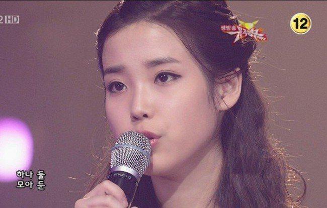 """Choáng với nhan sắc xưa nay của """"em gái quốc dân Hàn"""" - hình ảnh 1"""