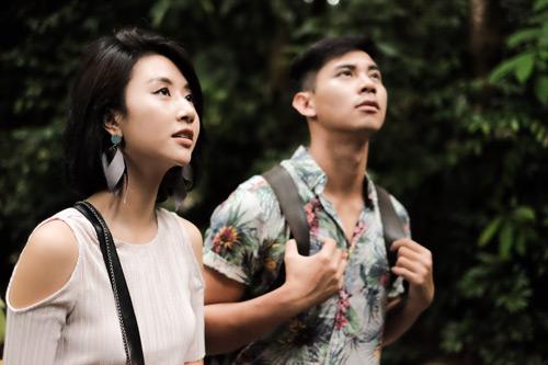 Văn Anh, Tú Vi chơi trội đưa cả đoàn phim du lịch Singapore - hình ảnh 2