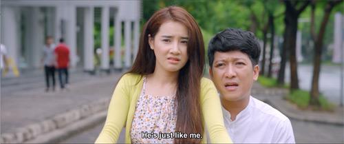 """Hari Won, Ngô Kiến Huy """"nối lại tình xưa"""" trong phim mới - hình ảnh 3"""