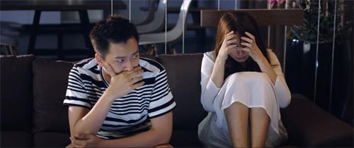 """Hari Won, Ngô Kiến Huy """"nối lại tình xưa"""" trong phim mới - hình ảnh 5"""