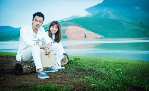 """Hari Won, Ngô Kiến Huy """"nối lại tình xưa"""" trong phim mới - hình ảnh 6"""