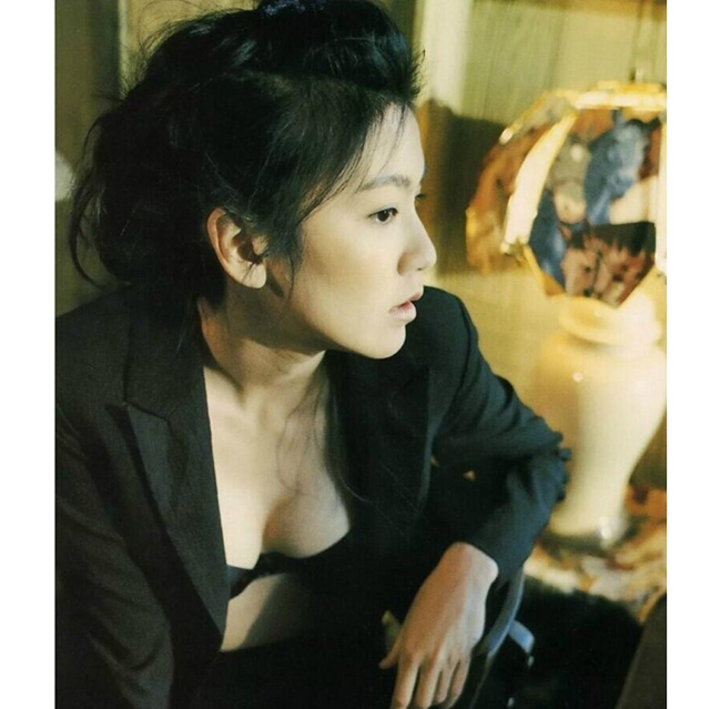 Ngọc nữ xứ Đài nổi loạn khoe vẻ đẹp nõn nà - hình ảnh 20