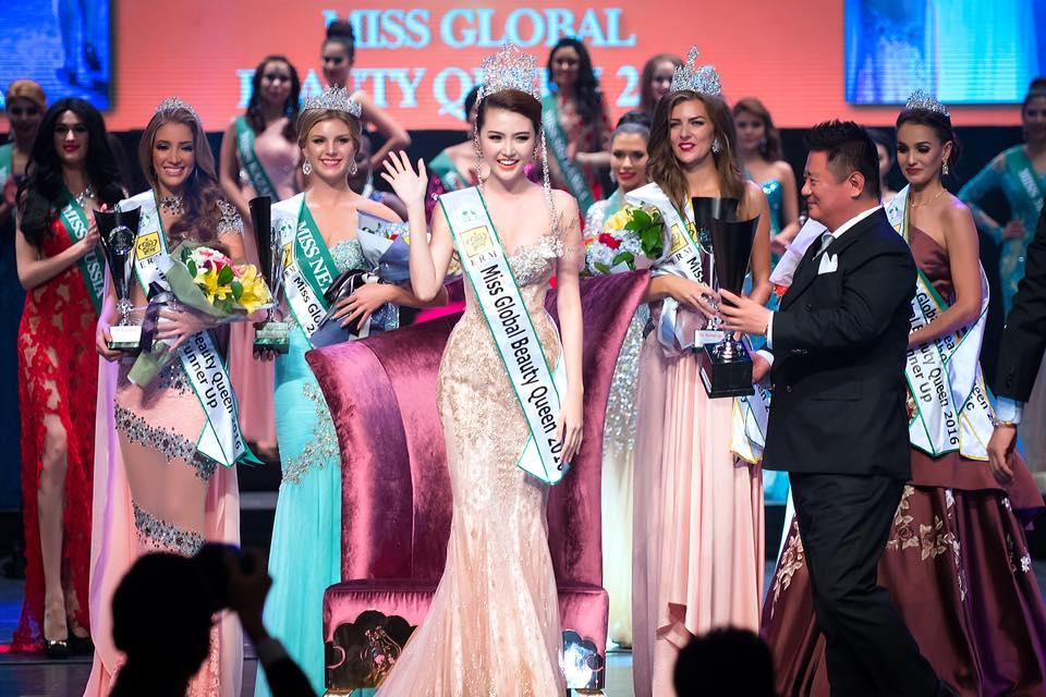 Ngọc Duyên bất ngờ đăng quang Nữ hoàng sắc đẹp toàn cầu - hình ảnh 1