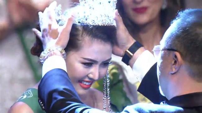 Ngọc Duyên bất ngờ đăng quang Nữ hoàng sắc đẹp toàn cầu - hình ảnh 3