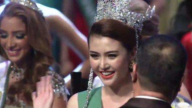 Ngọc Duyên bất ngờ đăng quang Nữ hoàng sắc đẹp toàn cầu - hình ảnh 4