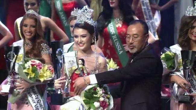 Ngọc Duyên bất ngờ đăng quang Nữ hoàng sắc đẹp toàn cầu - hình ảnh 5