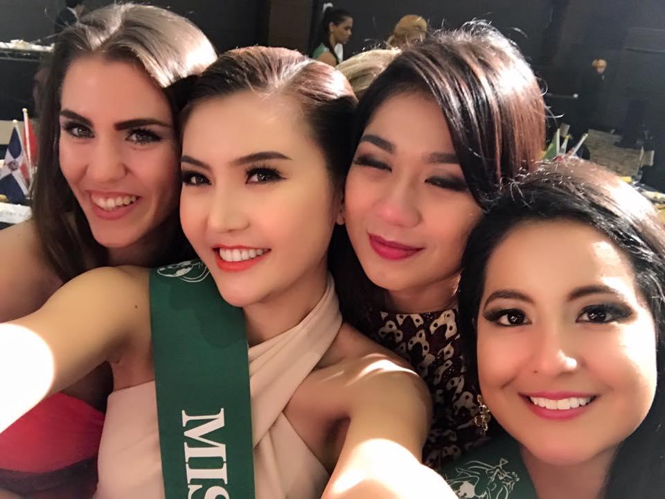 Ngọc Duyên bất ngờ đăng quang Nữ hoàng sắc đẹp toàn cầu - hình ảnh 8