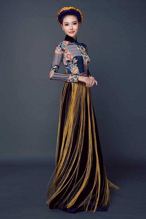 Ngọc Duyên bất ngờ đăng quang Nữ hoàng sắc đẹp toàn cầu - hình ảnh 13