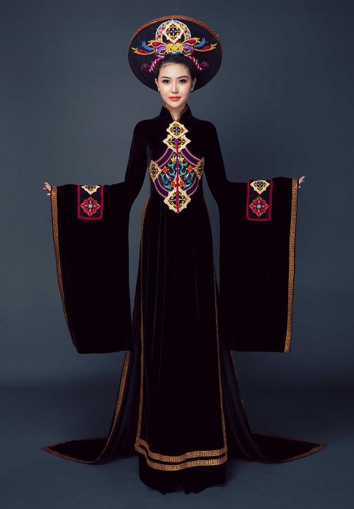 Ngọc Duyên bất ngờ đăng quang Nữ hoàng sắc đẹp toàn cầu - hình ảnh 14