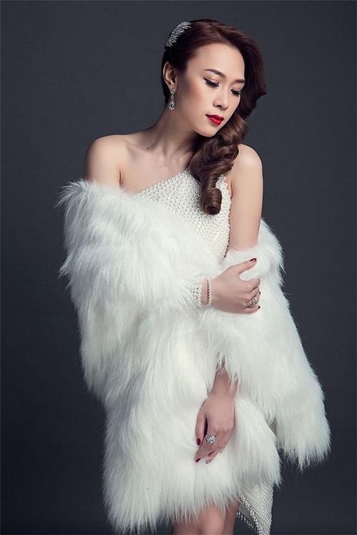 Mê mẩn ngắm mỹ nhân Việt sành điệu với áo lông - hình ảnh 6
