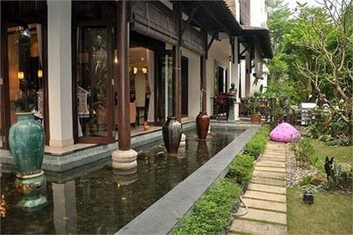Đây là những ngôi nhà đáng sống nhất của sao Việt - hình ảnh 20