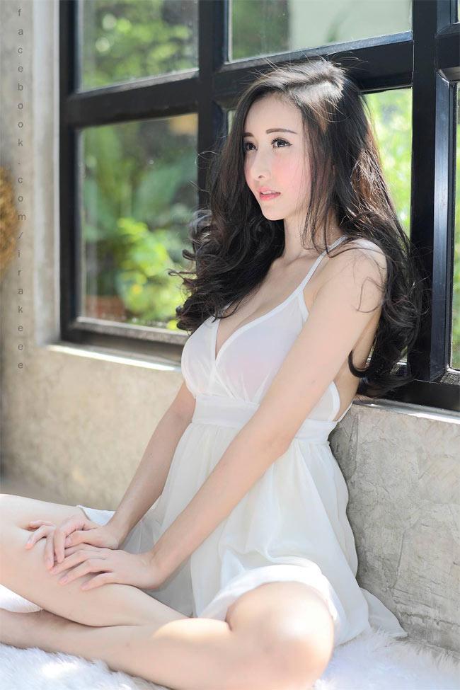Nữ thần nội y Thái Lan quá gợi cảm khiến người ta muốn yêu từ cái nhìn đầu tiên - hình ảnh 5