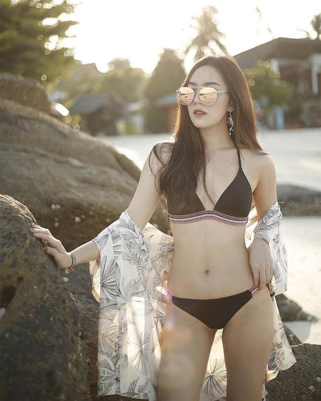 Nữ thần nội y Thái Lan quá gợi cảm khiến người ta muốn yêu từ cái nhìn đầu tiên - hình ảnh 17