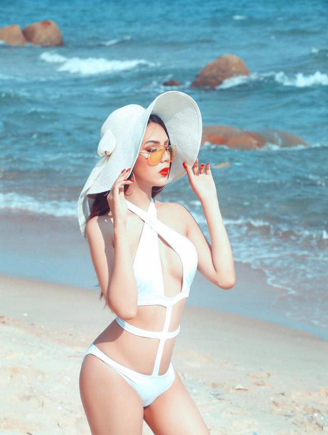 Vẻ đẹp nõn nà của nữ thần chuyển giới đẹp nhất Việt Nam - hình ảnh 1