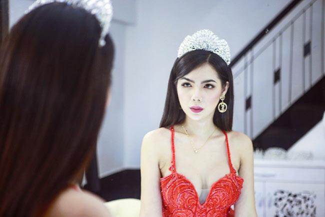 Vẻ đẹp nõn nà của nữ thần chuyển giới đẹp nhất Việt Nam - hình ảnh 5