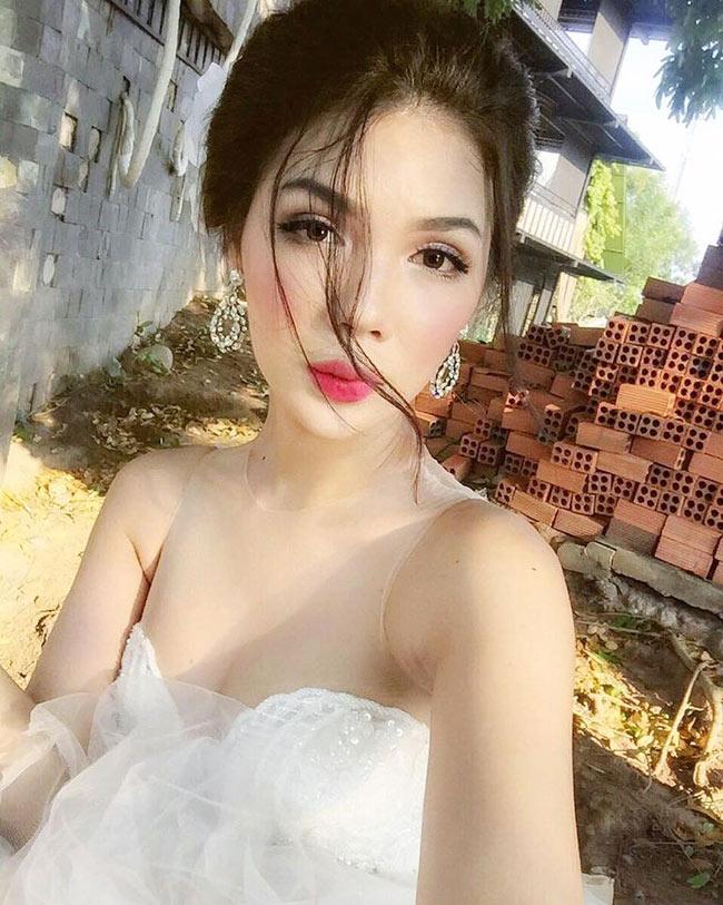 Vẻ đẹp nõn nà của nữ thần chuyển giới đẹp nhất Việt Nam - hình ảnh 8