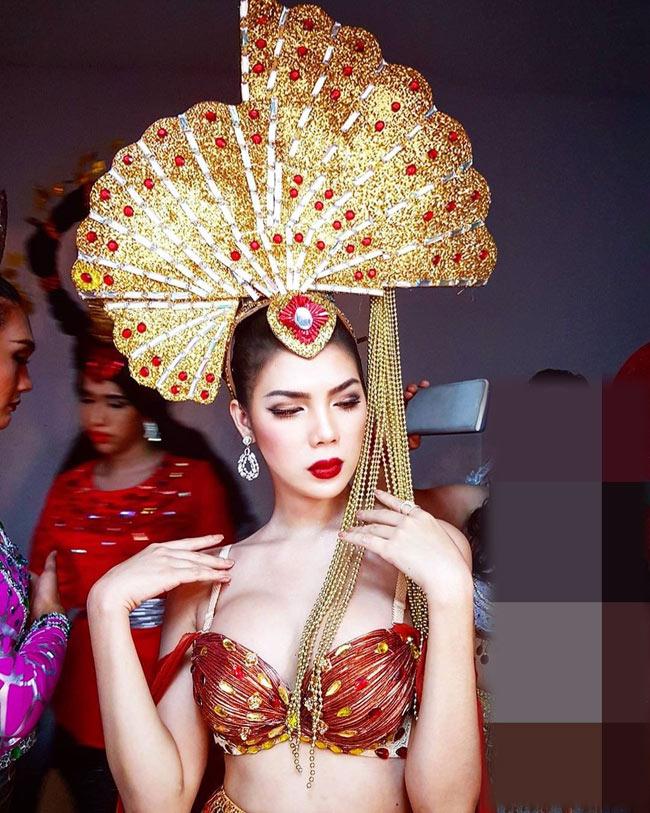 Vẻ đẹp nõn nà của nữ thần chuyển giới đẹp nhất Việt Nam - hình ảnh 10