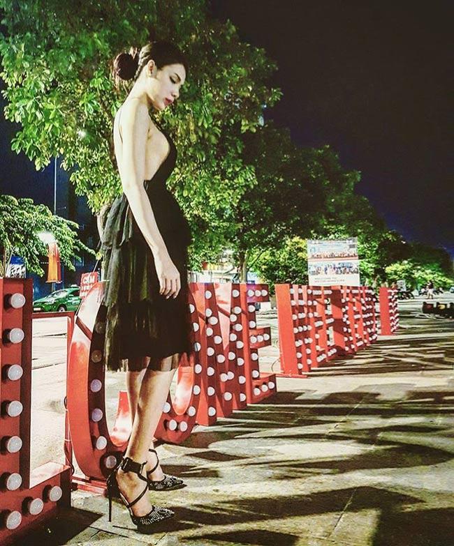 Vẻ đẹp nõn nà của nữ thần chuyển giới đẹp nhất Việt Nam - hình ảnh 11