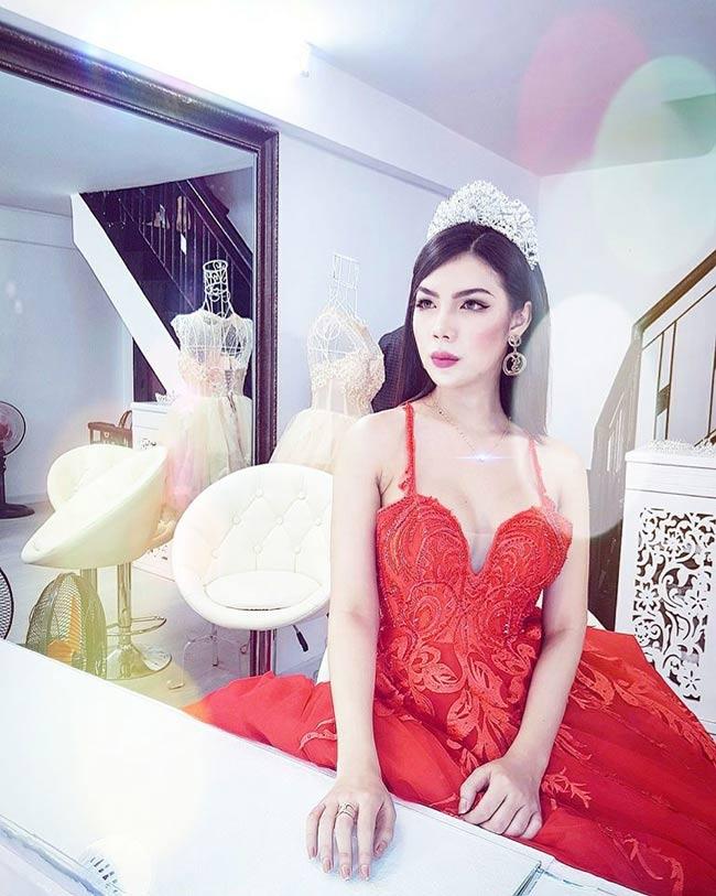 Vẻ đẹp nõn nà của nữ thần chuyển giới đẹp nhất Việt Nam - hình ảnh 13