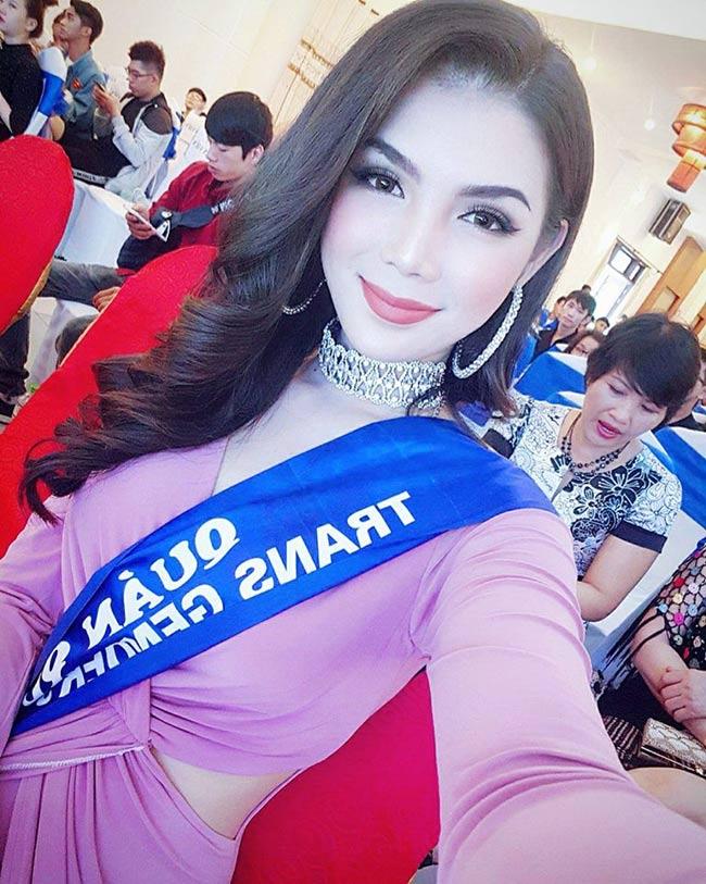 Vẻ đẹp nõn nà của nữ thần chuyển giới đẹp nhất Việt Nam - hình ảnh 14