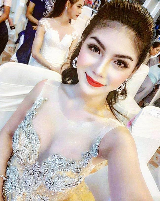 Vẻ đẹp nõn nà của nữ thần chuyển giới đẹp nhất Việt Nam - hình ảnh 15